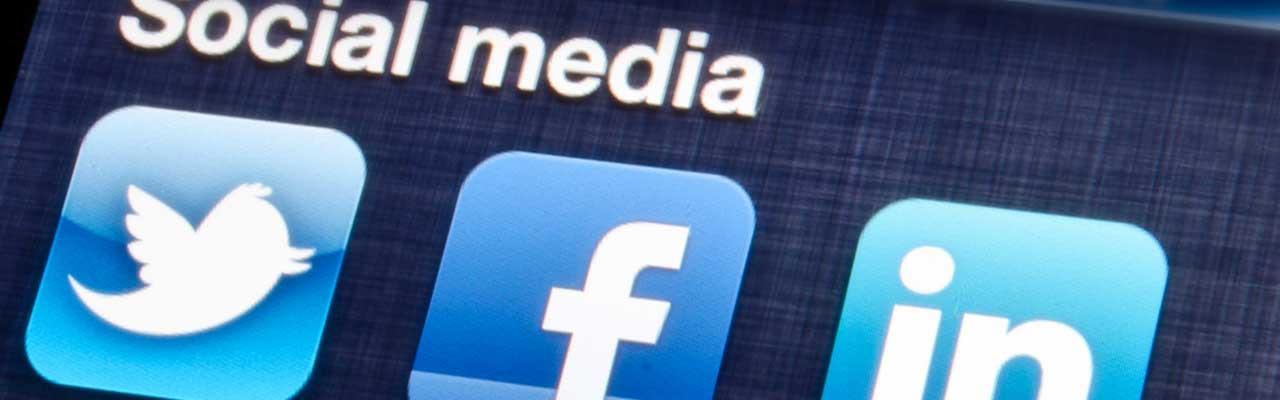 Social e al passo con i tempi