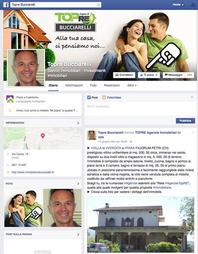 TopRE Bucciarelli su Facebook